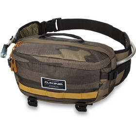 Dakine Hot Laps 5l Hip Bag Field Camo